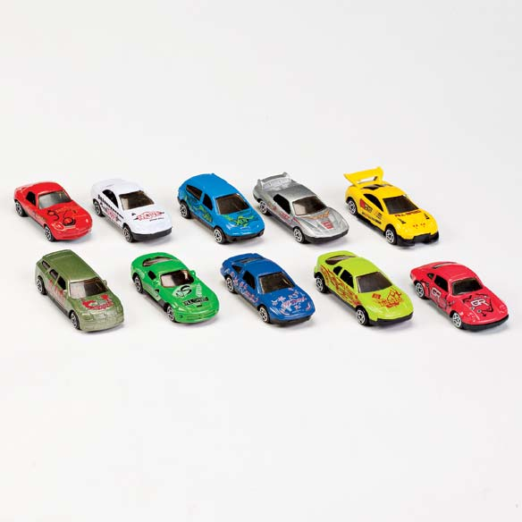 Toy Car Floor Mat Set Cars