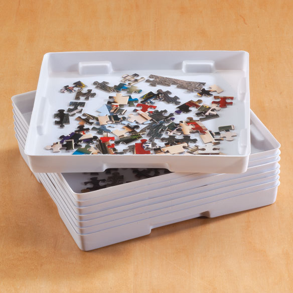 Puzzle Sorting Trays - Puzzle Tray - Sorting Tray - Miles ...