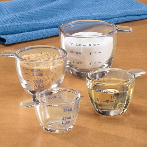 Cup Glass Measuring Cup