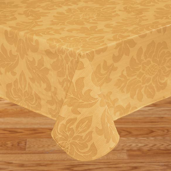 the katherine vinyl table cover tapestry tablecloth