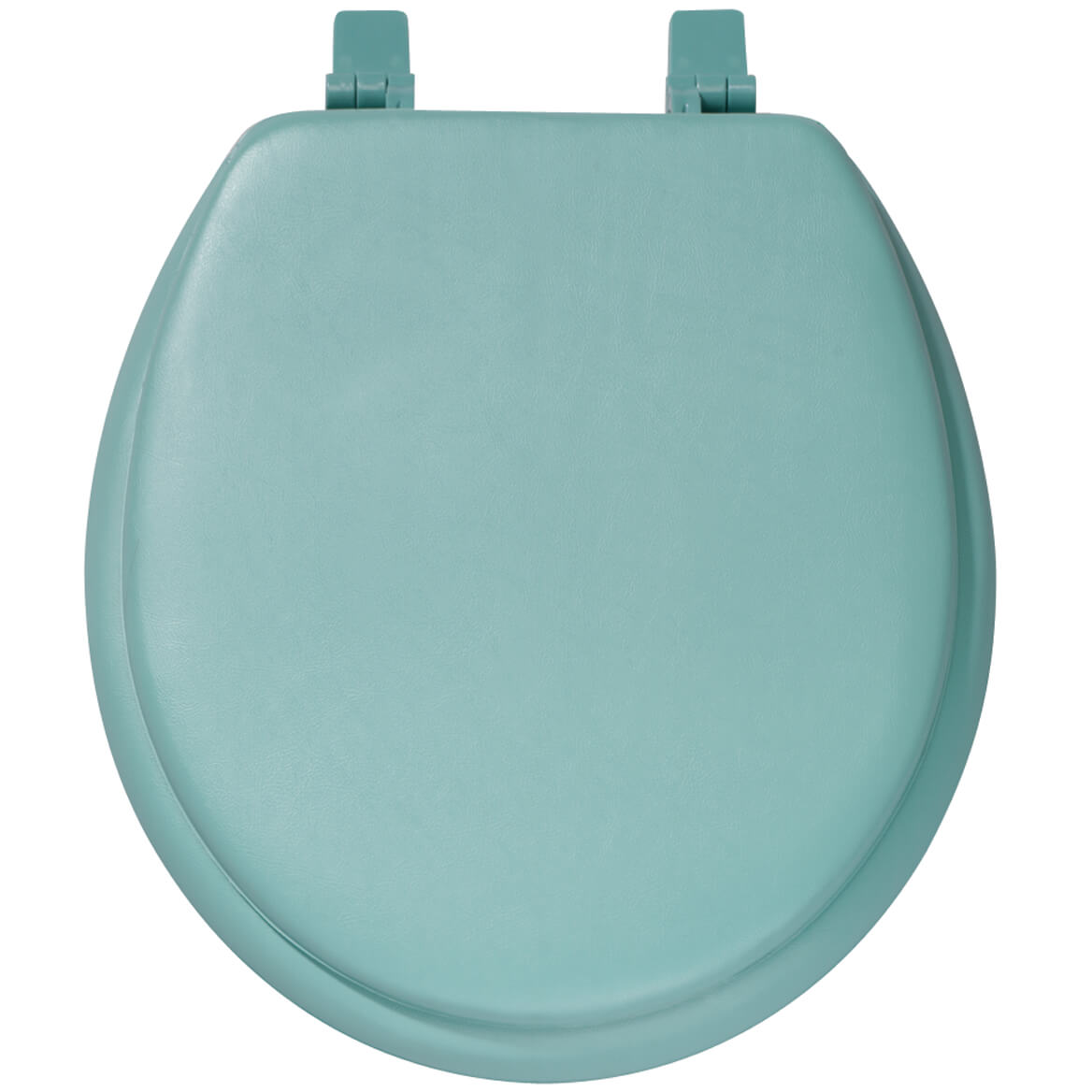 Padded Toilet Seat And Lid Green Ebay