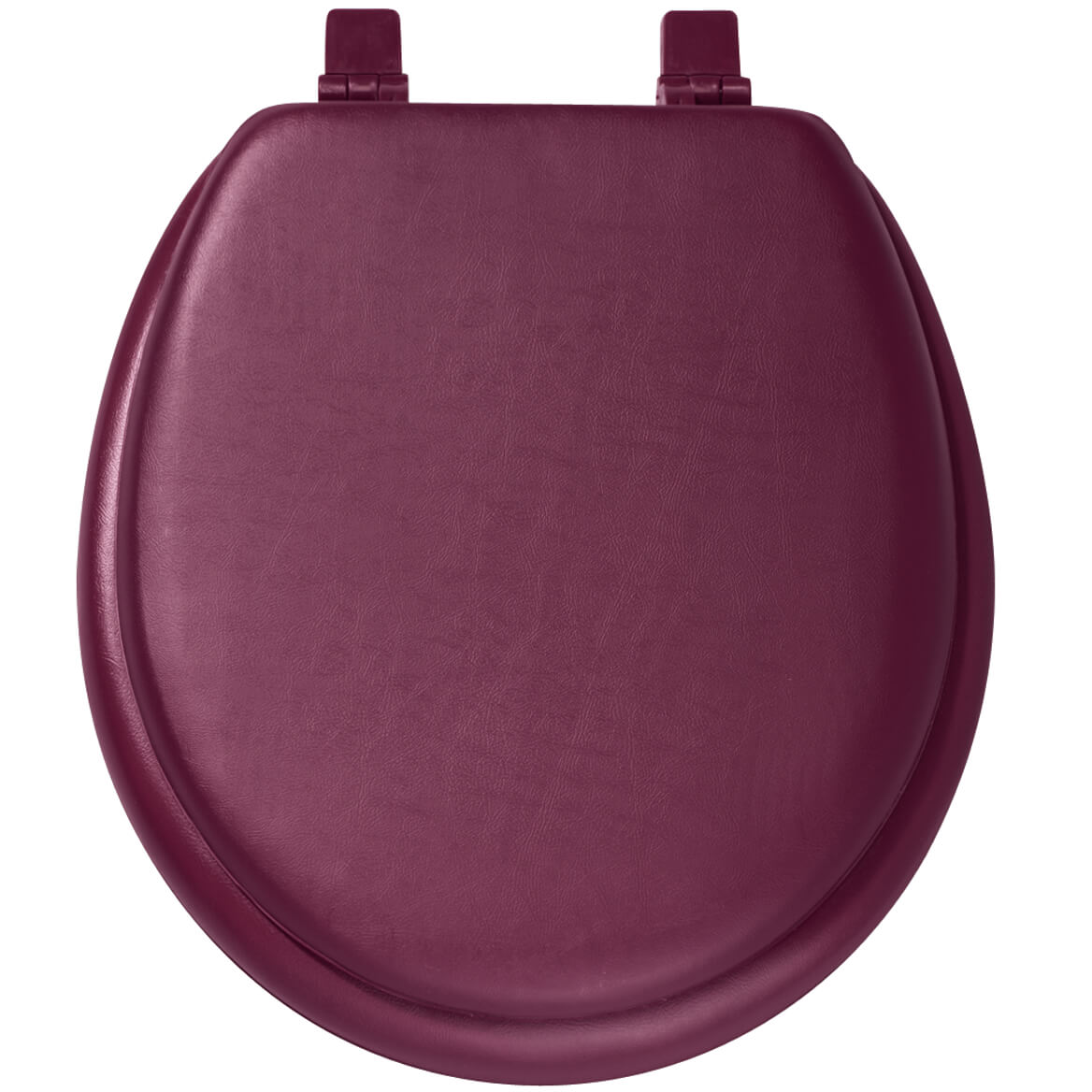 Padded Toilet Seat And Lid Burgundy Ebay