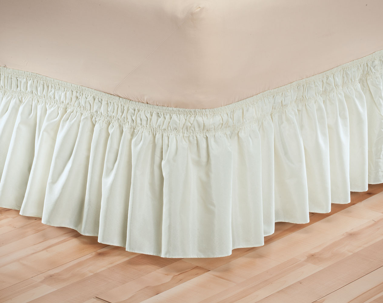 Solid Bed Skirt 91