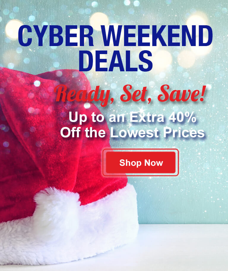 Cyber Weekend Deals
