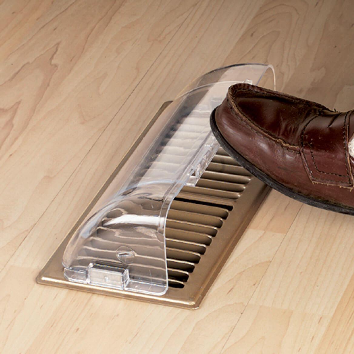 floor vent deflector - furnace vent deflector - miles kimball