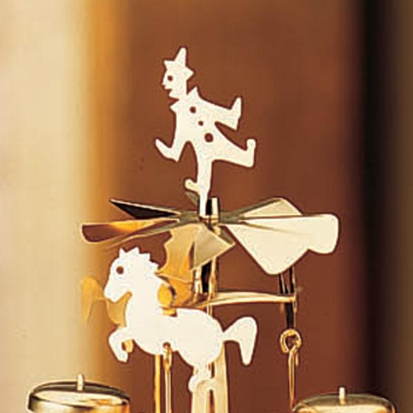 Angel Christmas Candle Carousel - Candle Carousel - Miles Kimball