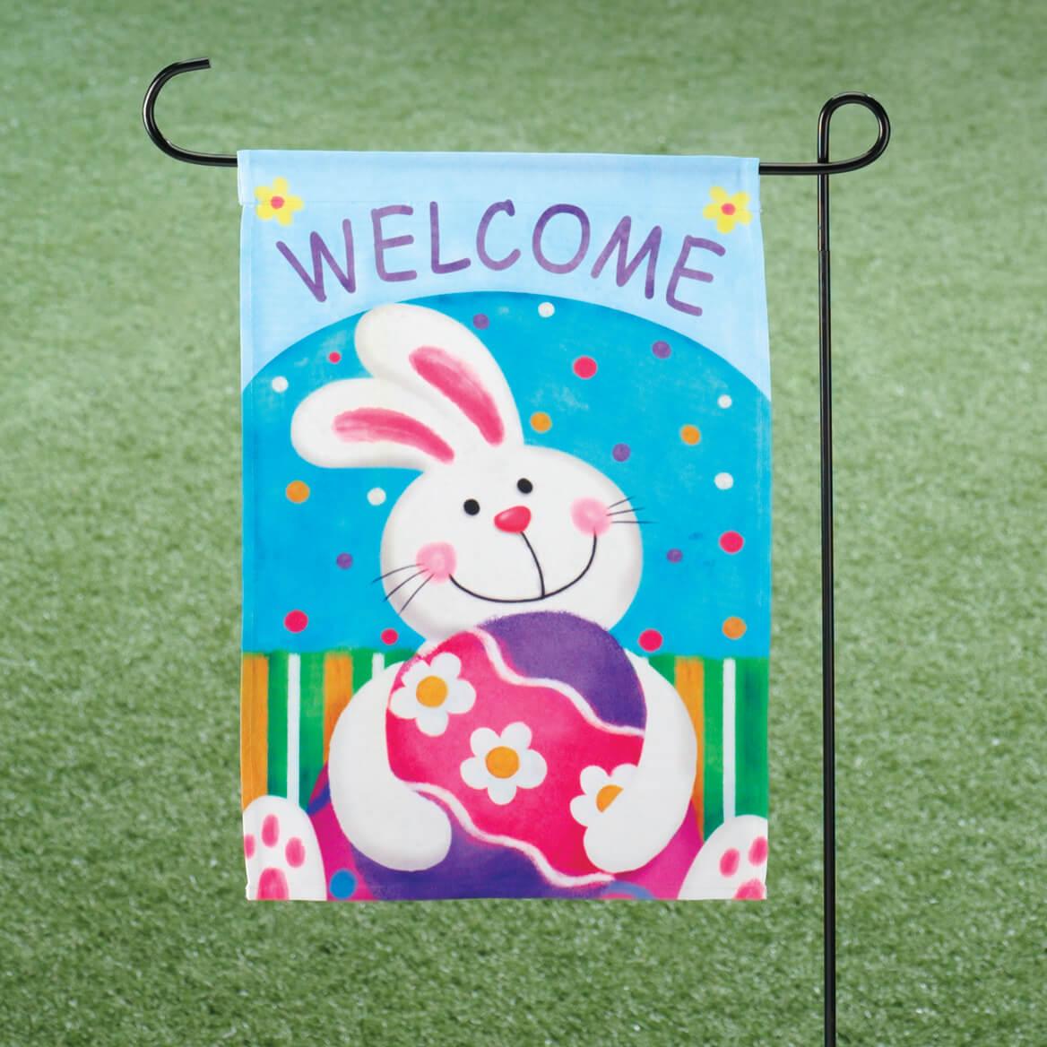 Easter Garden Flag Easter Flag Easter Banner Miles