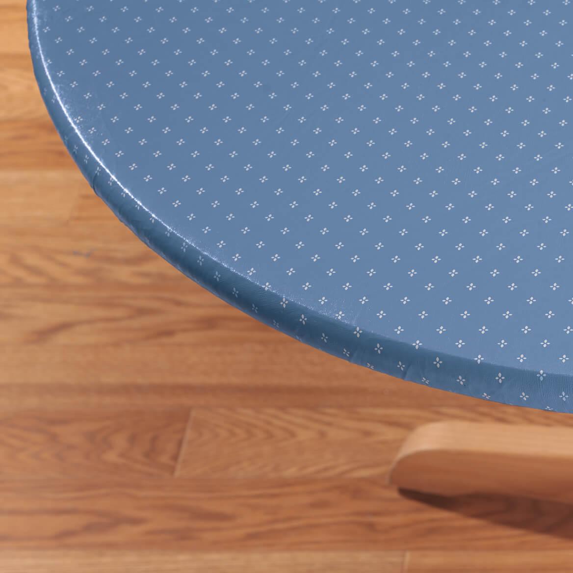 original elasticized vinyl table cover