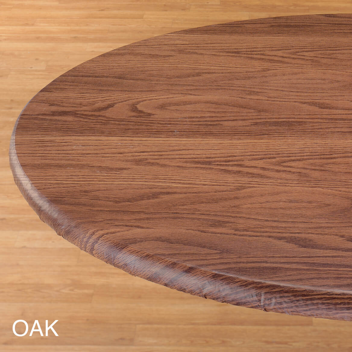 wood grain fitted table cover  fitted table cover  miles kimball - wood grain fitted table cover