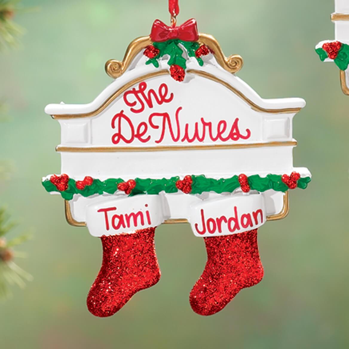 Christmas Stocking Ornaments