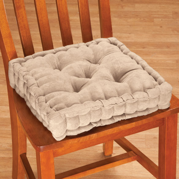 Tufted Booster Cushion Seat Cushion Chair Cushion