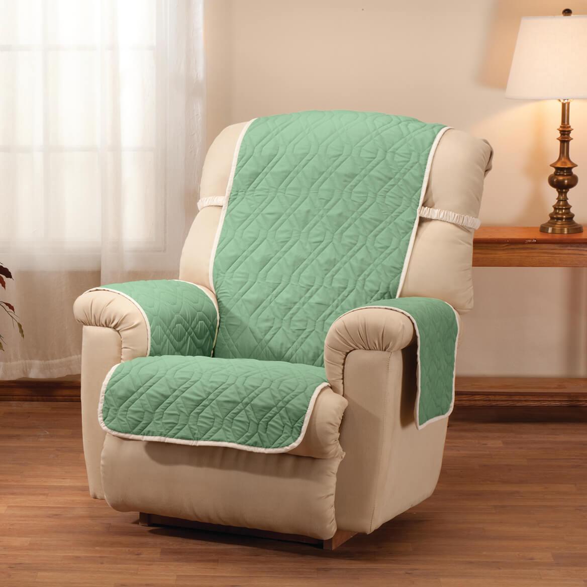 Deluxe Reversible Waterproof Recliner Chair Cover Miles