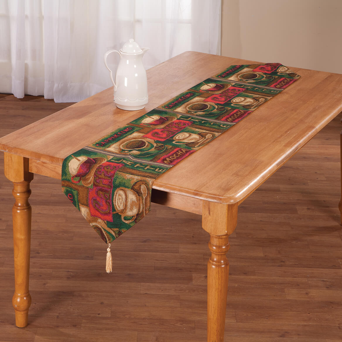 Coffee Table Runner Long Table Runner Miles Kimball Coffee Table Runner  356192 Geotapseo Images