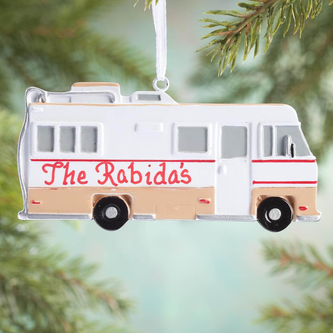Rv ornament - Personalized Rv Ornament 357175