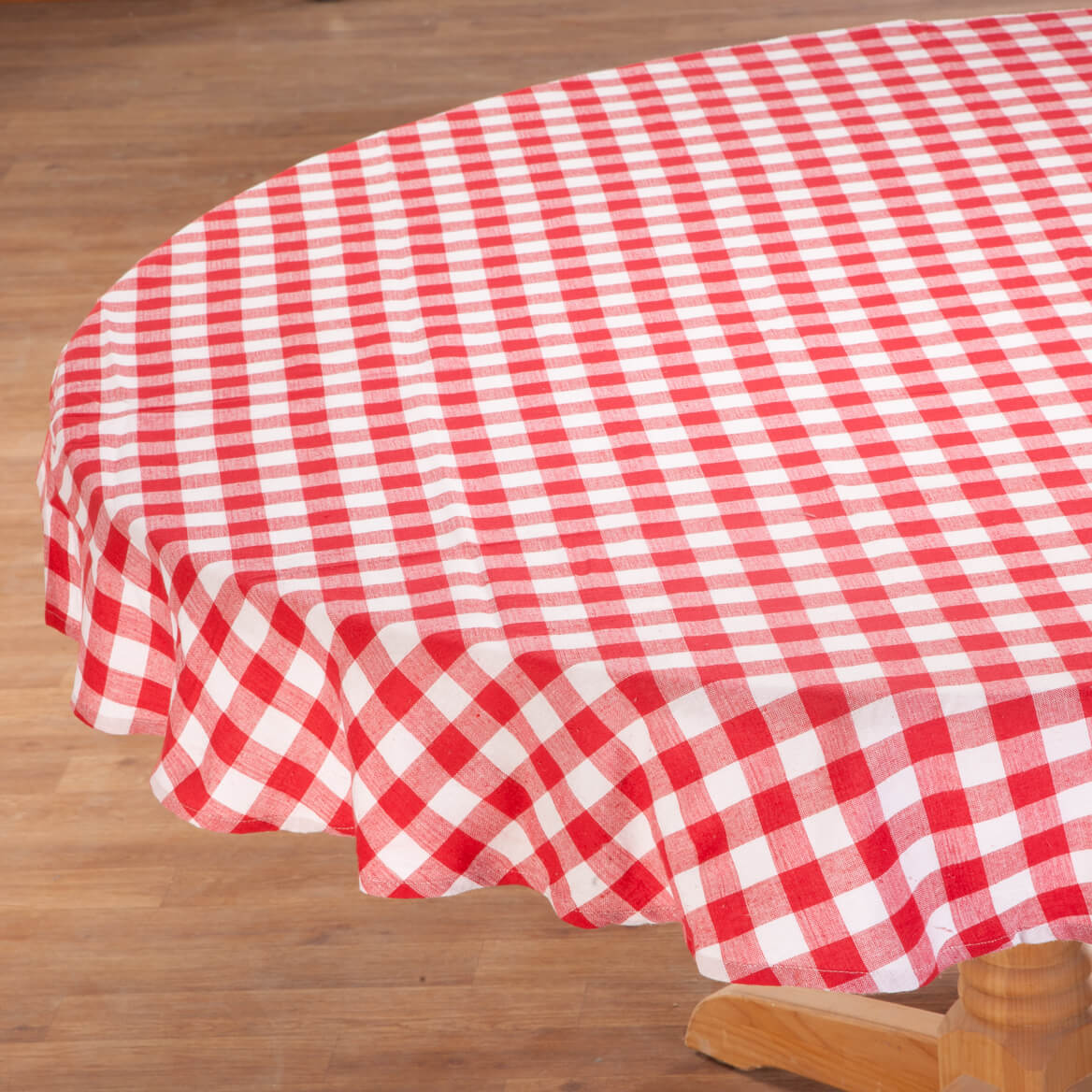 Superior 100% Cotton Gingham Tablecloth 359112
