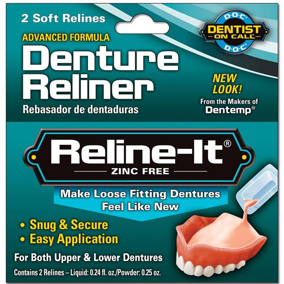 Denture Reline Kit - View 2