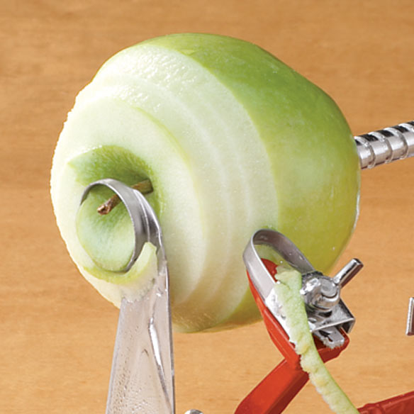 Apple Peeler-Corer-Slicer - View 2