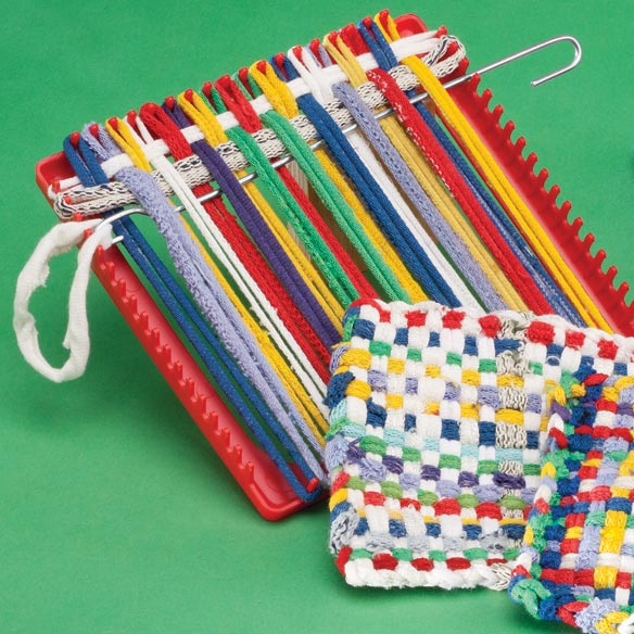 Loom And Pot Holder Loops - View 2
