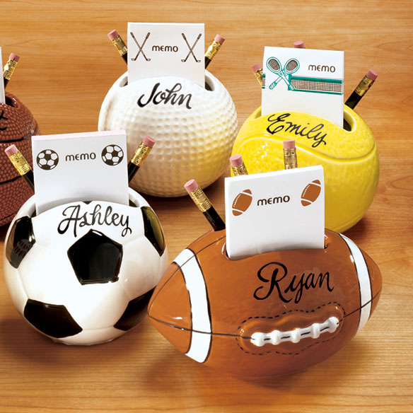 Sports Memo Holder Refill - View 3