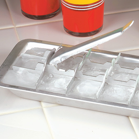 Aluminum Ice Cube Tray - View 2