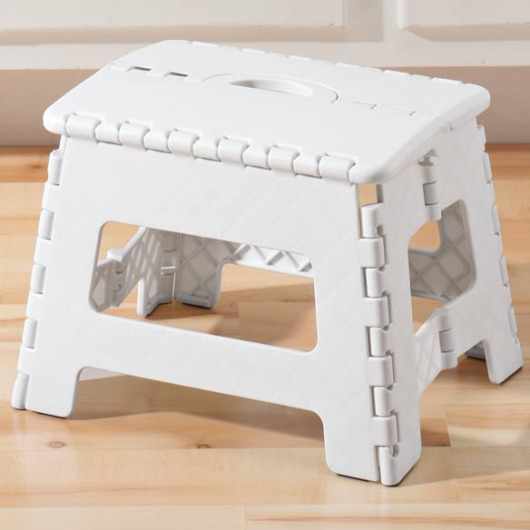 Folding Step Stool - View 3