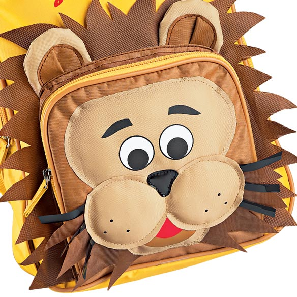 Personalized Lion Backpack - View 2