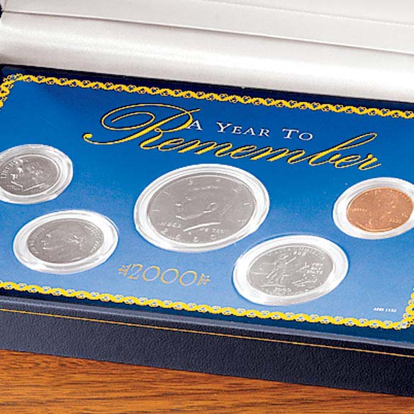 Dated Coin Set 1965-2014 - View 3