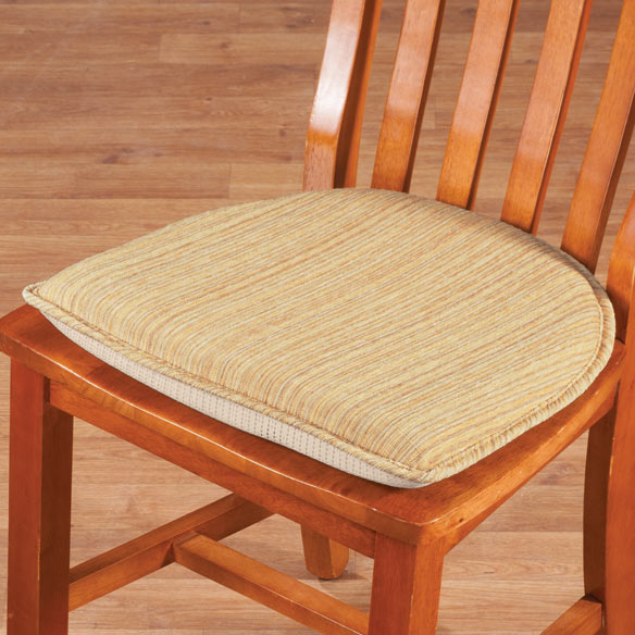Chenille Chair Pad - View 2