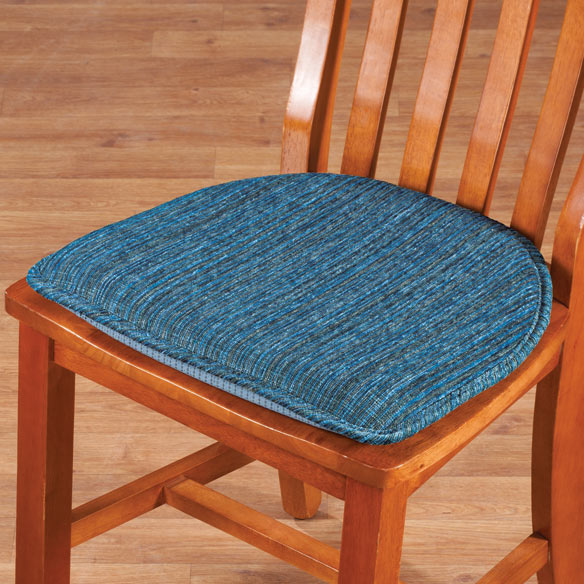 Chenille Chair Pad - View 3