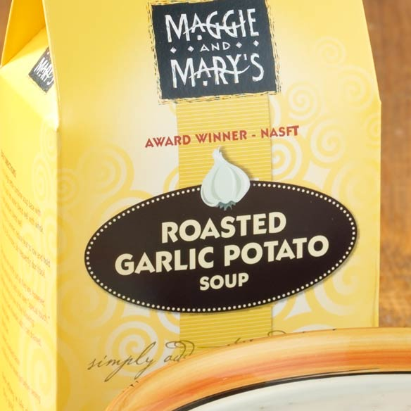 Roasted Garlic Potato Soup Mix - View 2