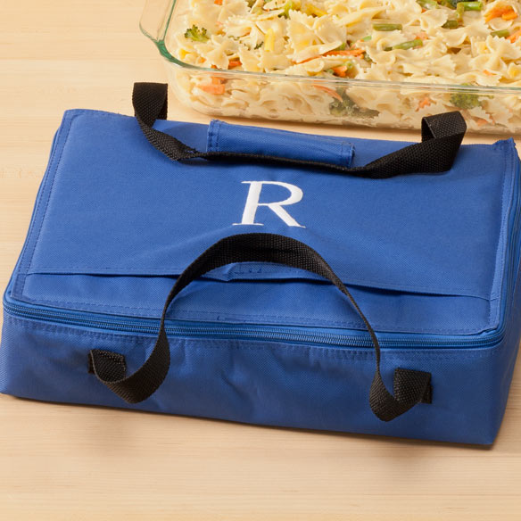 Personalized Rectangle Casserole Carrier - View 2