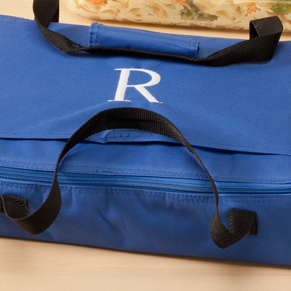 Personalized Rectangle Casserole Carrier - View 3