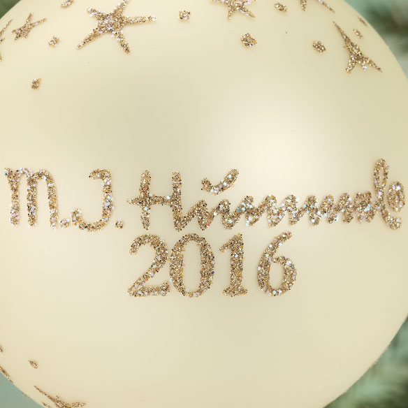 Silk Hummel® Ornament 2016 - View 2