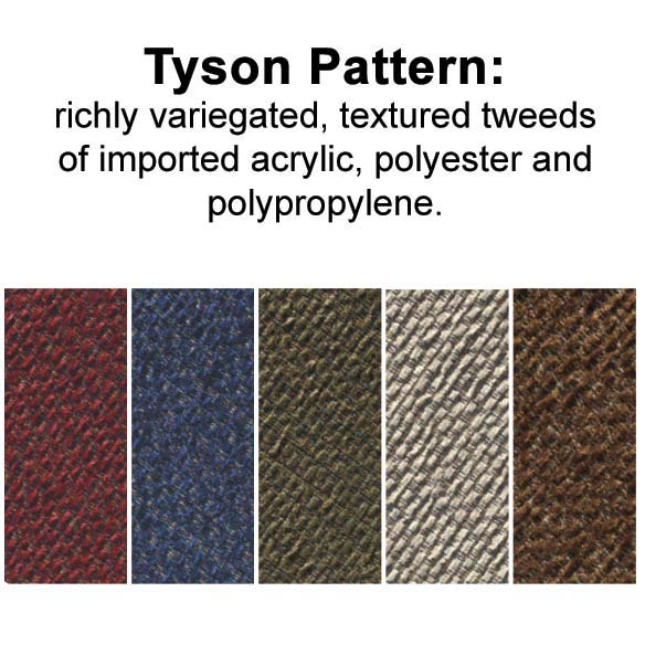 Tyson Rocking Chair Cushion Set - View 3
