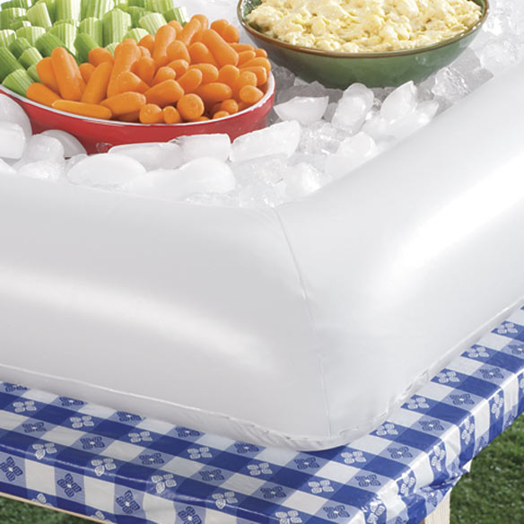 Inflatable Serving Bar - View 2