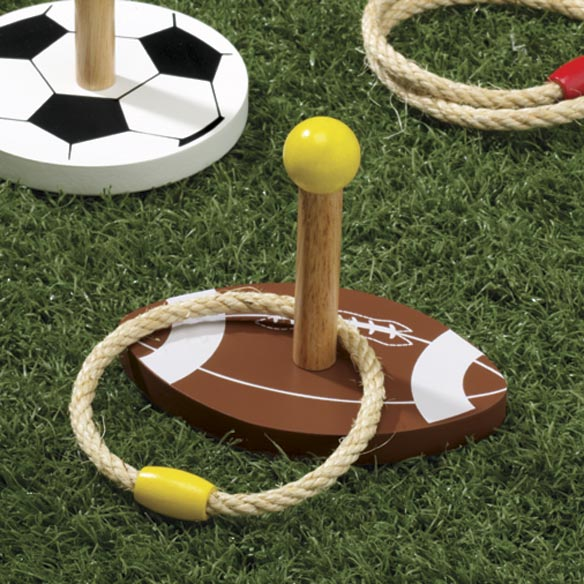 Sports Ring Toss Game - View 2