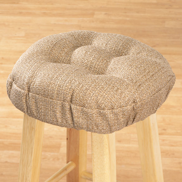 Accord Round Bar Stool Cushion - View 3