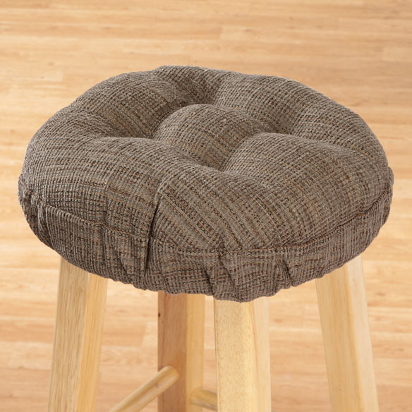 Accord Round Bar Stool Cushion - View 5