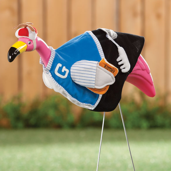 School Boy Goose/Flamingo Outfit - View 2