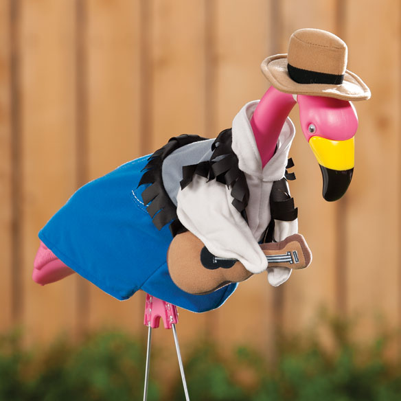 Cowpoke Junior Goose/Flamingo Outfit - View 2