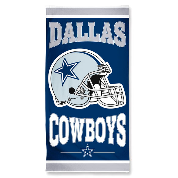 NFL Beach Towel - View 4
