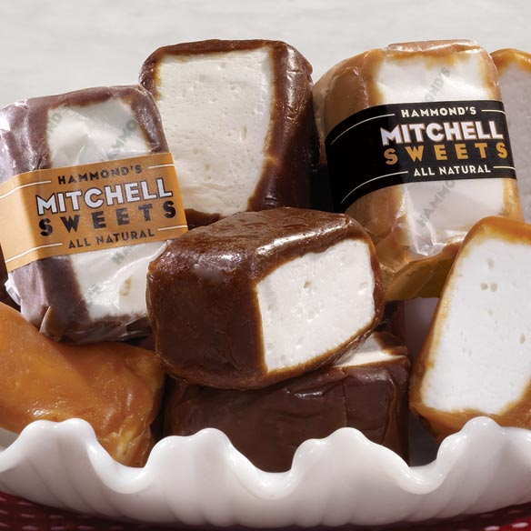 Hammond's® Mitchell Sweets Caramel Candy - 10 Oz. - View 2