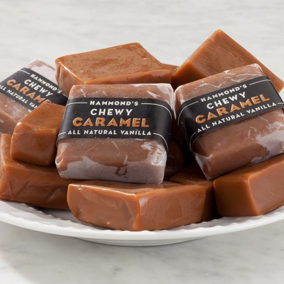Hammond's® Gourmet Chocolate Caramels - 10 Oz. - View 2