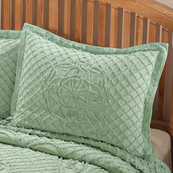 Martha Chenille Sham by East Wing Comforts™ - View 4