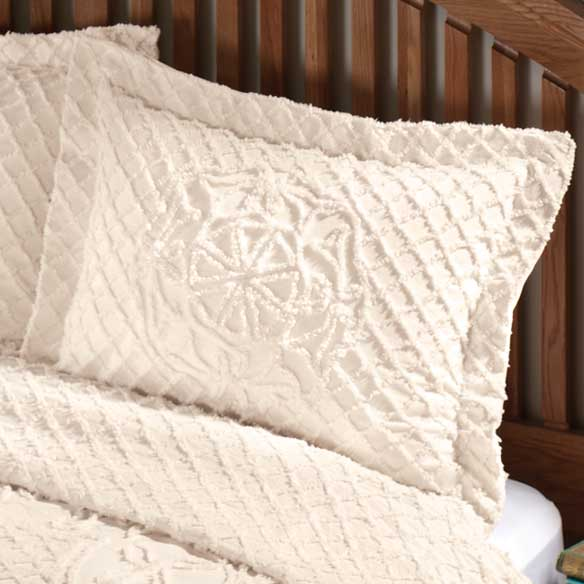 Martha Chenille Sham by East Wing Comforts™ - View 5