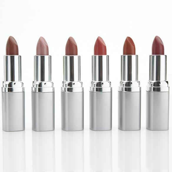 Fran Wilson Lipstick Neutrals - Set of 6 - View 3
