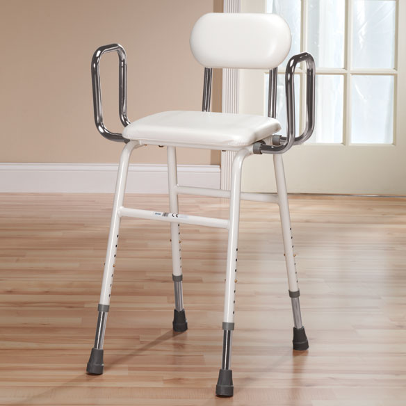 Adjustable Stool - View 2
