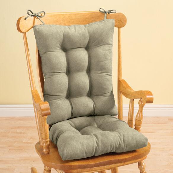 Twillo Rocking Chair Cushion Set - Rocking Chair Cushion - Miles ...