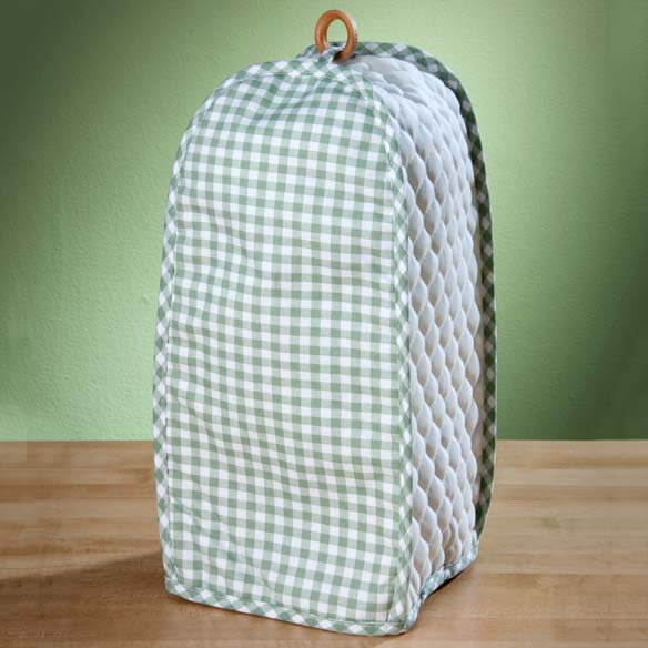 Gingham Appliance Cover Blender - View 4