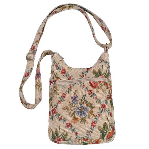 Tapestry Shoulder Bag - View 2